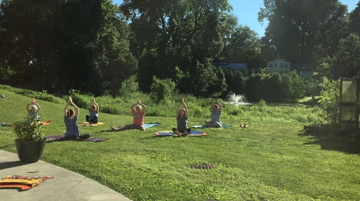 Yoga in Nature: Expand, Evolve, Explore