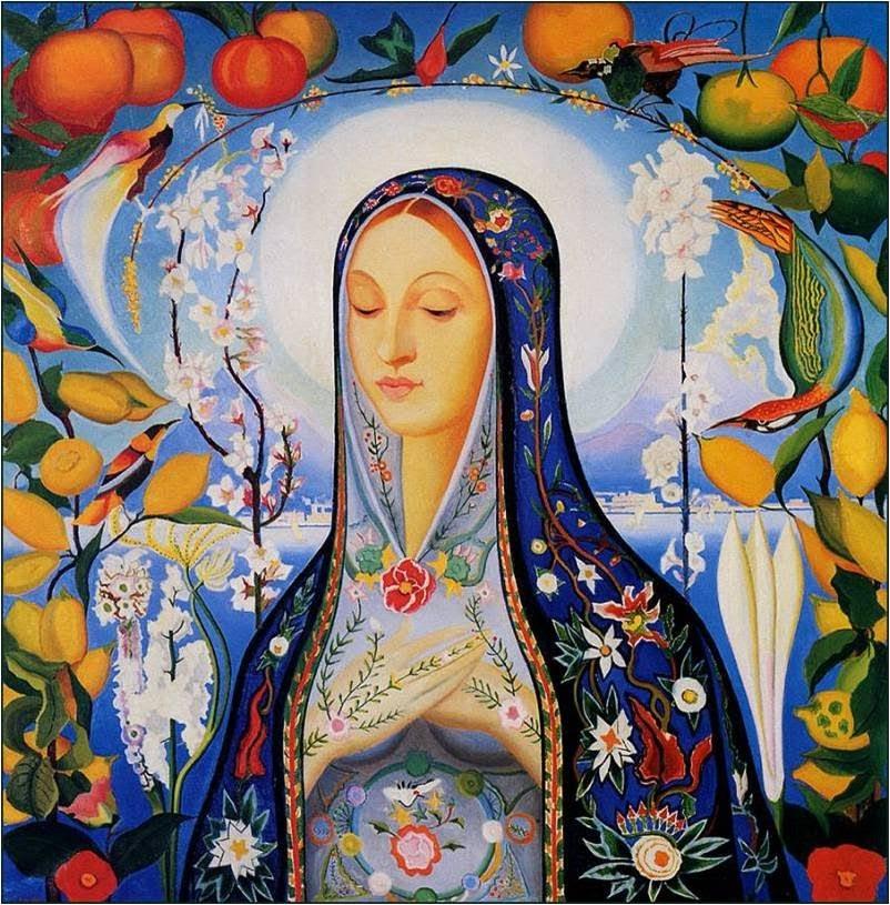 Women Mystics: Hildegard of Bingen and Dorothy Stang