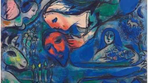 chagall_lesoffrandes_1958
